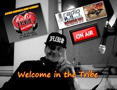 AACHEN RADIOGALLARDO GERMANY: Return in Live -- RadioGallardo Tribe -- AACHEN DE...