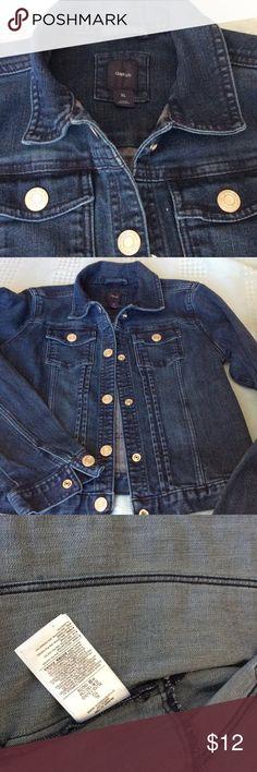 Gapkids Classic Jean Jacket size XL 12 Classic jacket in EUC! GAP Jackets & Coats Jean Jackets