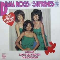 Diana Ross And The Supremes – Stop! In The Name Of Love   MFP 50291 Stereo