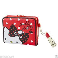 99c6fb125 Hello Kitty Wallet Sanrio from Japan   eBay Hello Kitty Bag, Sanrio, Wallets ,
