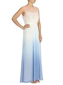 Lori Lee Ombre Maxi Dress