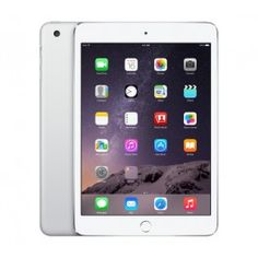APPLE iPad mini 3 - WiFi - 16 Go - argent (NEW)