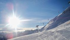 Traumwetter in St. Anton