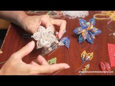 Como hacer Tembleques - Tapa Oreja de Colores - Parte 2 - YouTube
