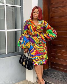 Pretty African Dress Designs That Definitely Aren't BoringHi ladies. Here is a new collection of latest african dress designs to keep you looking stylish and Ankara Styles For Men, Ankara Long Gown Styles, Ankara Short Gown, Latest Ankara Styles, Ankara Gowns, Ankara Skirt, Short Gowns, Ankara Blouse, African Attire