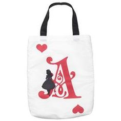 Alice Tote  From the Japanese Disney Store