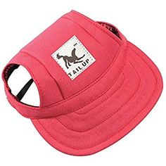 8e3922a04a4 Cutie Dog Hat With Ear Holes Baseball Cap For Small Pet Dog -10 ...