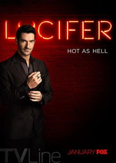 Lucifer - Promotional Poster