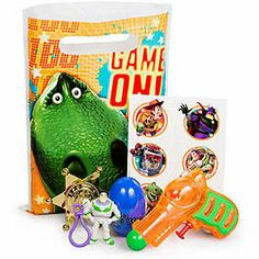 TOY STORY 3 DELUXE FAVOR KIT $6.99 each