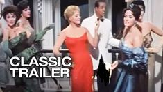 Bells Are Ringing (1960) Trailer - (Judy Holliday, Dean Martin, Fred Clark)
