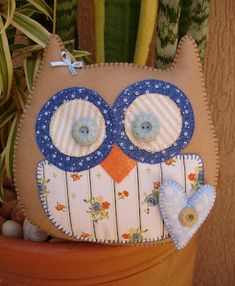 If you have a granddaughter (Mackenzie) that likes owls, this is so cute.