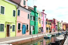 ~ burano (as a cure for winter blues) ~