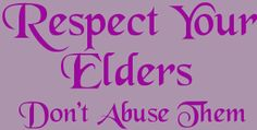 images of respect to elders -