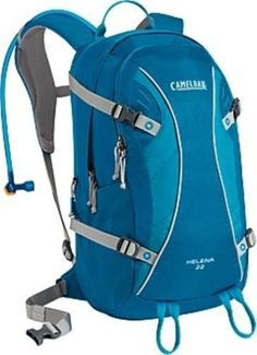 Camelbak Products Womens Helena 22 Hydration Pack Mykonos BlueBlue Jewel 100Ounce ** More info could be found at the image url.