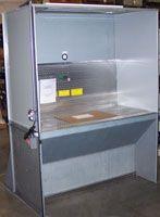 Downdraft-Booth-for-Aluminum-Dust_TB3060-AL  #Dualdraw.com