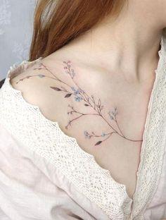 tattoo tattoo tattoo ideas tattoo ideas tattoo designs tattoo designs tattoo art tattoo art Beauty of Shoulder tattoo Beauty of back tattoo Dream Tattoos, Time Tattoos, Back Tattoos, Future Tattoos, Body Art Tattoos, Small Tattoos, Quote Tattoos, Girly Tattoos, Botanisches Tattoo