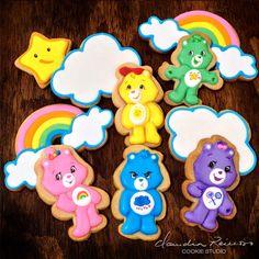 Care Bears for María´s birthday Care Bear Birthday, Care Bear Party, Baby Girl First Birthday, Dad Birthday, First Birthday Parties, First Birthdays, Birthday Ideas, Baby Shower Cakes, Baby Shower Parties
