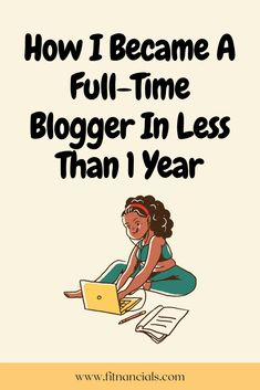 How I Became A Full-Time Blogger In Less Than 1 Year Make Money Blogging, Way To Make Money, Good Time Management, Save Money On Groceries, Blog Planner, Fun At Work, Helping Others, 1 Year, Things To Think About