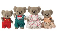 Time Tested Toys Sylvanian Families - oh my I had these when I was young, totally forgot about them till now.