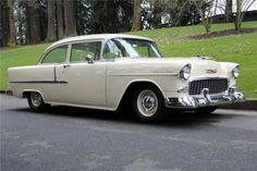 Low-Spec 1955 Chevrolet Del Ray