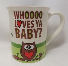 Owl-Always-Love-You-Coffee-Cup-Mug-16-oz-Our-Name-Is-Mud-Gift-Boxed-New