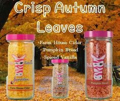 Create your own recipes with Pink Zebra.  Contact me for a jar of Crisp Autumn Leaves.   Www.pinkzebrahome.com/brittanyhamilton  Xxheybrittanyxx@gmail.com Pink Zebra Party, Pink Zebra Sprinkles, Sprinkles Recipe, Independent Consultant, Smell Good, Soy Candles, Autumn Leaves, Crisp, Pumpkin