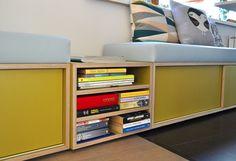 kleuren boekenbank