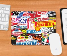 Racer Mousepad | Artist : Scatterred Partikles Best Air Filter, General Tire, Surface Finish, Natural Rubber, Mousepad, It Is Finished, Artist, Texture, Artists