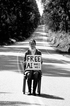 Free Ai wei wei