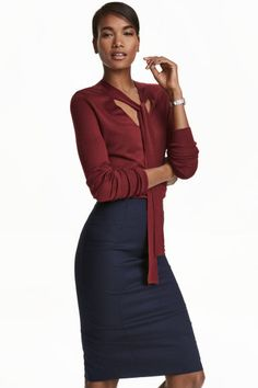 Pullover in maglia fine | H&M
