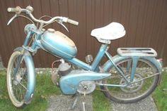 Vélomoteur de collection 1960 : joomil.ch