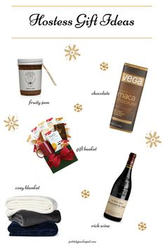 Hostess gift ideas for anyone looking to be an exceptional guest.