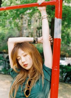 Lee Sung-kyung 이성경 (born August is a South Korean model and actress. She is known for her roles in different dramas such as It's Okay, That's Love Cheese in theTrap Doctors Korean Actresses, Korean Actors, Korean Beauty, Asian Beauty, Korean Celebrities, Celebs, Korean Girl, Asian Girl, Korean Model