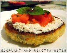 Eggplant Ricotta Bites- Appetizers August (2)