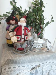 Babbo Natale e Befana
