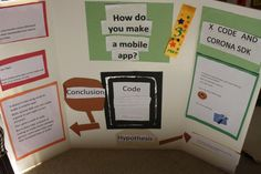 So perfect for Callyn!!!!   Science Project: How Do You Make An iPad App?