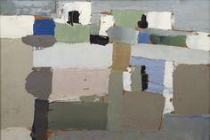 Nicolas de Stael (1914-1955) La Ciotat, 1952
