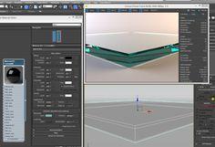 3ds Max Tutorials, V Ray Materials, Innovation Centre, Texture Mapping, Properties Of Materials, Interior Rendering, Blender 3d, Glass Material, The Originals