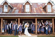 9 Oaks Farm Barn Wedding | Monroe, GA | Atlanta Athens Photographer