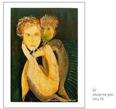 #1- Skulp me jete by Rudina Pema