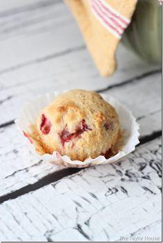 Strawberry Muffins, Breakfast Recipe, Strawberry Recipes