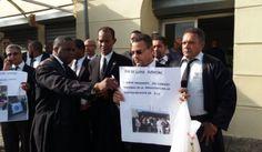"Abogados celebran ""Día de luto"" del Poder Judicial"