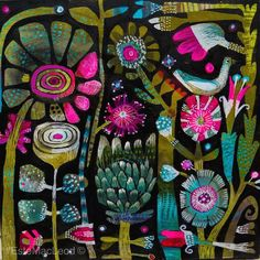 Another beautiful painting by artist Este MacLeod