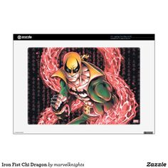 Iron Fist Chi Dragon