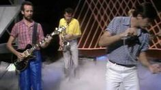 Roxy Music - Oh Yeah (On The Radio) Live on TOTP, via YouTube.