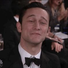 And finally, Joseph Gordon-Levitt's unfathomably cute, sincere wink. | 28 Celebrity Winks To Melt Your Actual Heart