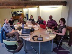 LinkedIn Workshop at the No1 Business Centre in Gloucester - Nov 2017