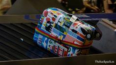 En tus #viajes #travel no te la juegues y haz que tu #maleta sea visible... Así es más difícil que la pierdas o te la roben.. Por un #vuelo saludable y sin incidencias. Recuerda estamos muy cerca de ti para asesorarte y ayudarte en la elección de tu próxima #luggage #trolley & more. Estámos en #outletgacela #leganes y en #bolsosazkona #barakaldo #nosvemosenlastiendas