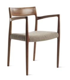 Style: One of my favorite chairs, DWR Møller Model 57 Armchair