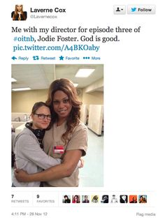 """…which was directed by Jodie Foster. 